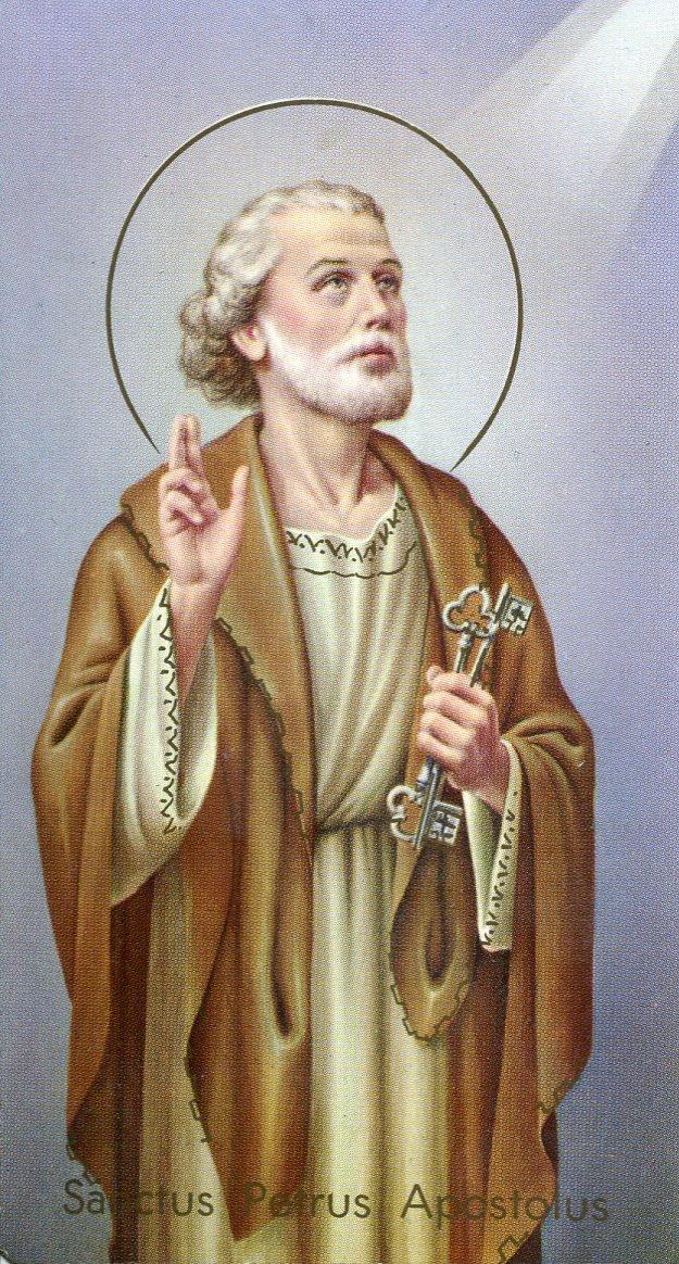 São Pedro Apóstolo - Irmandade de São Roque