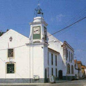 (Antigo) Hospital e Capela de Nossa Senhora da Conceição, São Sebastião e São Roque