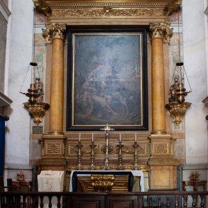 Capela de São Roque, Arsenal da Marinha