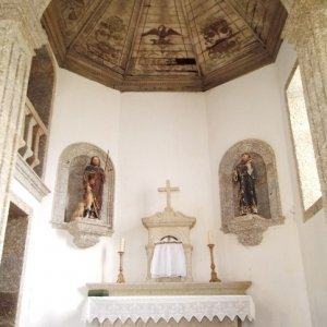 Capela de São Roque (Lagos da Beira)