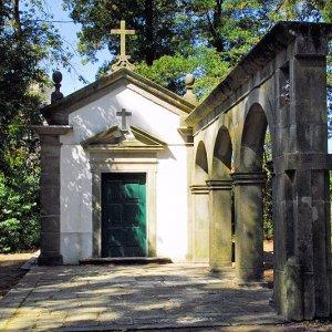 Capela de São Roque (Parque da Lameira, Campanhã)