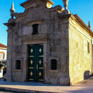Capela de São Roque (Riba de Ave)
