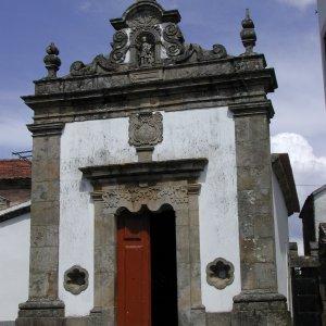 Capela de São Roque (Sabrosa)