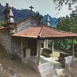 Capela de São Roque (Vieira do Minho, Cantelães)