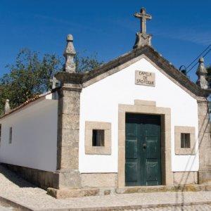 Capela de São Roque (Vila Real, Mondrões)