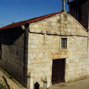 Igreja Paroquial de Várzea de São Salvador | Igreja de São Roque