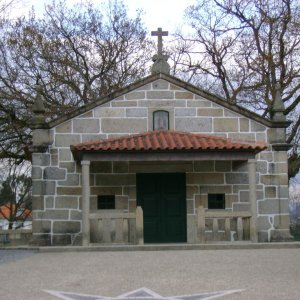 Capela de São Roque (Póvoa de Lanhoso)